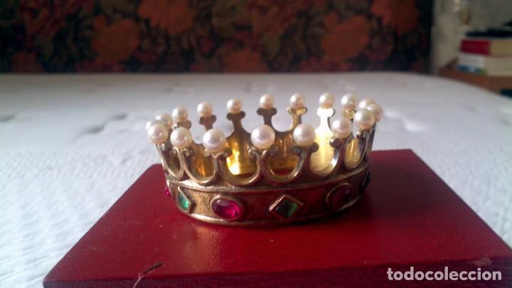 Joyeria: Coronas aristocracia en plata dorada - Foto 4 - 253574195