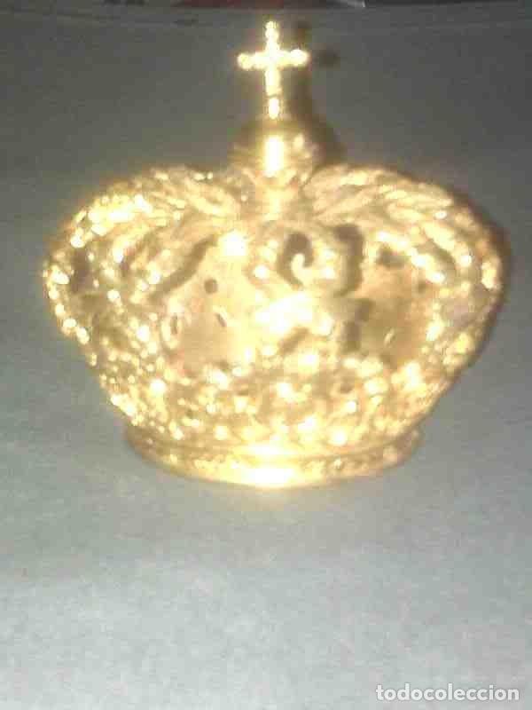 Joyeria: Coronas aristocracia en plata dorada - Foto 6 - 253574195