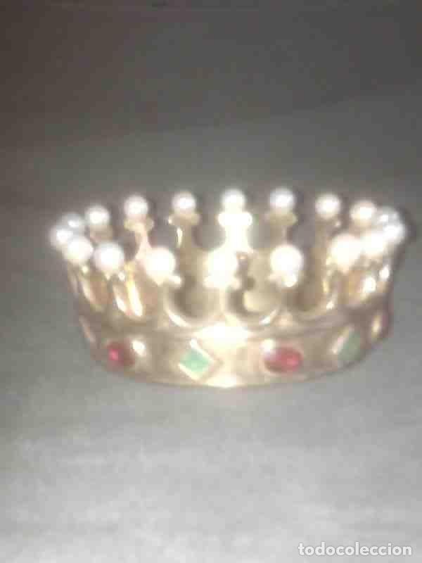 Joyeria: Coronas aristocracia en plata dorada - Foto 7 - 253574195