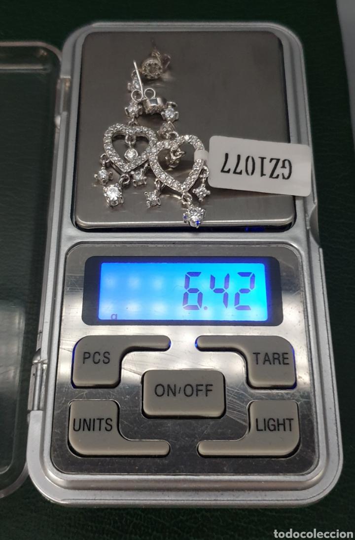 Joyeria: Pendientes plata ley 925 cz. - Foto 4 - 253717760