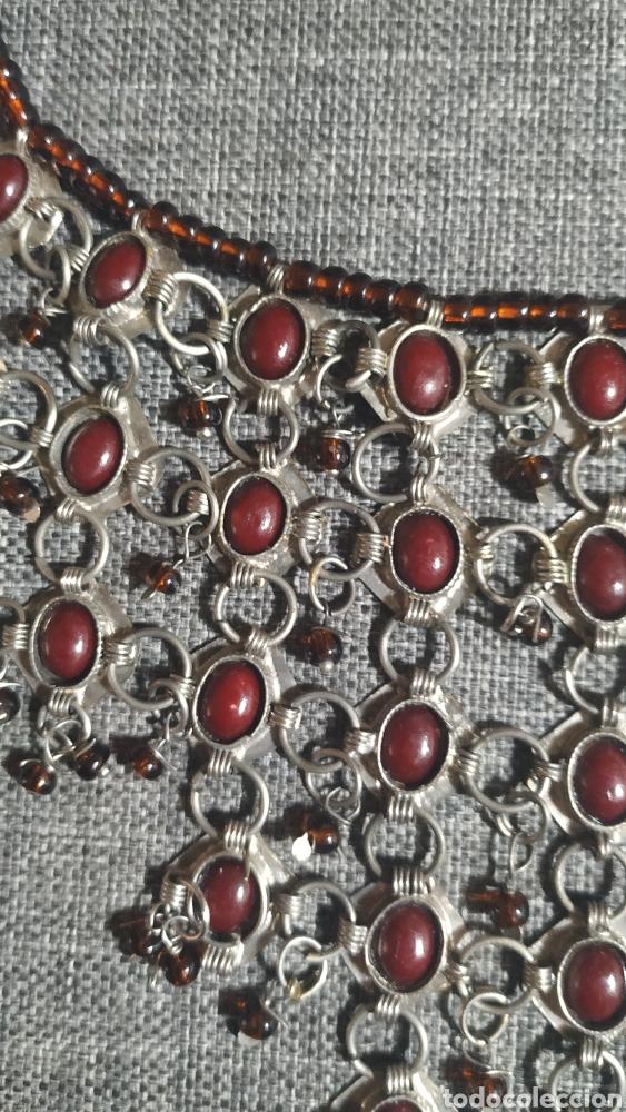 Joyeria: Conjunto de plata vieja, Artesanal - Foto 2 - 253806135