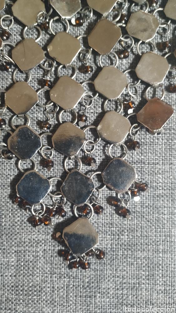 Joyeria: Conjunto de plata vieja, Artesanal - Foto 6 - 253806135