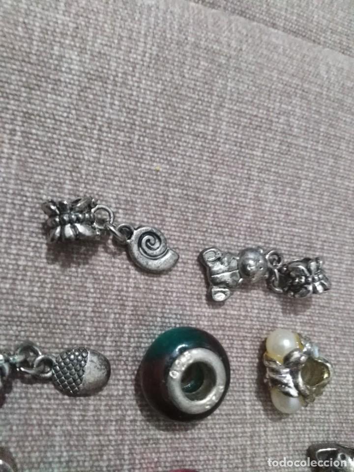 Joyeria: Lote de 11 Charms para pulsera europea estilo pandora - Foto 4 - 253924465