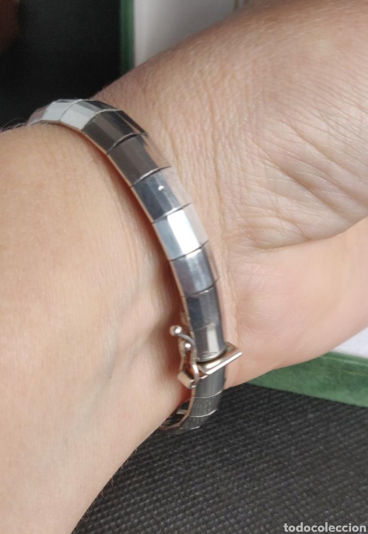 Joyeria: Pulsera Milor plata de ley 925 Made en Italy de 19 cm. - Foto 5 - 254536695