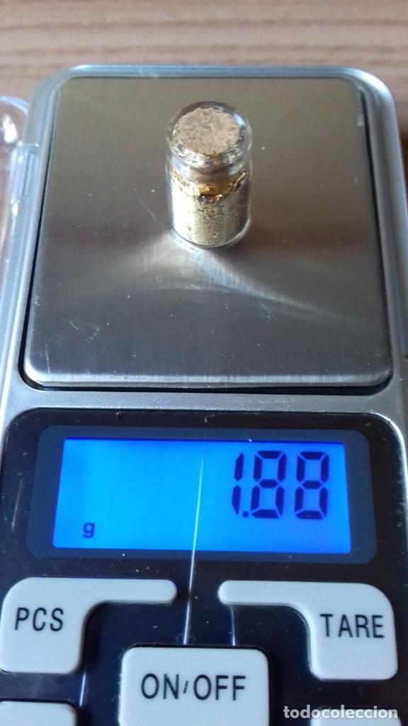 Joyeria: Blister con 40 Micro Pepitas de ORO de 24 Kilates - Foto 12 - 251648970