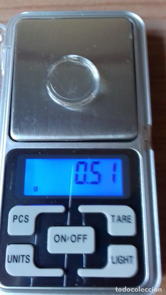 Joyeria: Blister con 40 Micro Pepitas de ORO de 24 Kilates - Foto 17 - 251648970