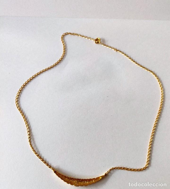 Joyeria: Collar oro chapado - Foto 7 - 260087340
