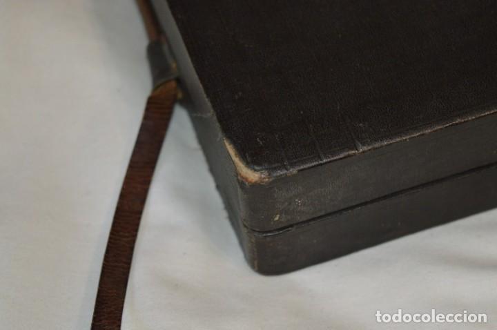 Joyeria: Vintage - CAJA / ESTUCHE - Muestrario portátil de venta ambulante de joyas / AÑOS 50/60 ¡Mira, raro! - Foto 16 - 260816365