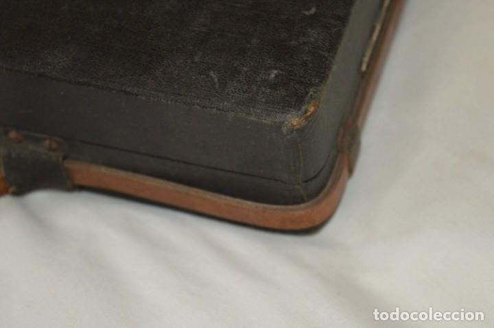 Joyeria: Vintage - CAJA / ESTUCHE - Muestrario portátil de venta ambulante de joyas / AÑOS 50/60 ¡Mira, raro! - Foto 18 - 260816365