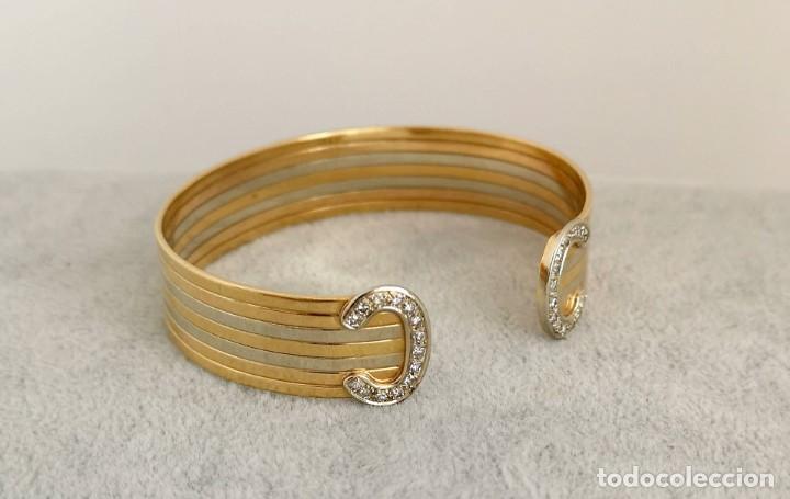 Joyeria: Brazalete O Pulsera Oro 18k y Diamantes – Estilo Cartier - Foto 5 - 260911630