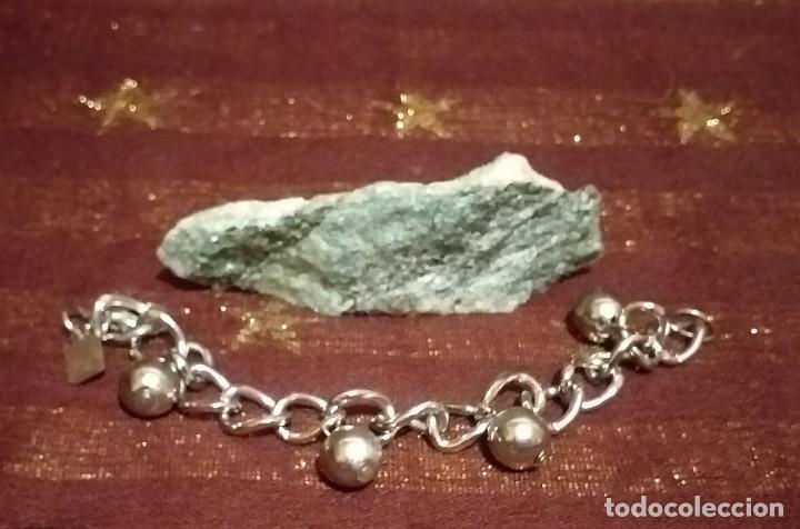 Joyeria: Articulo de bisuteria - pulsera con en acero stanley - * Bisset * . Nuevo. - Foto 2 - 261120820