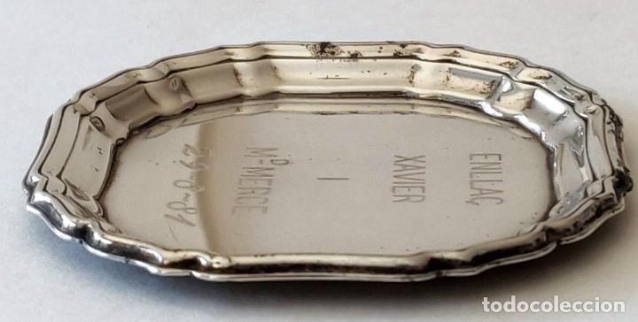 Joyeria: Plato de plata chapada - Foto 3 - 261894035