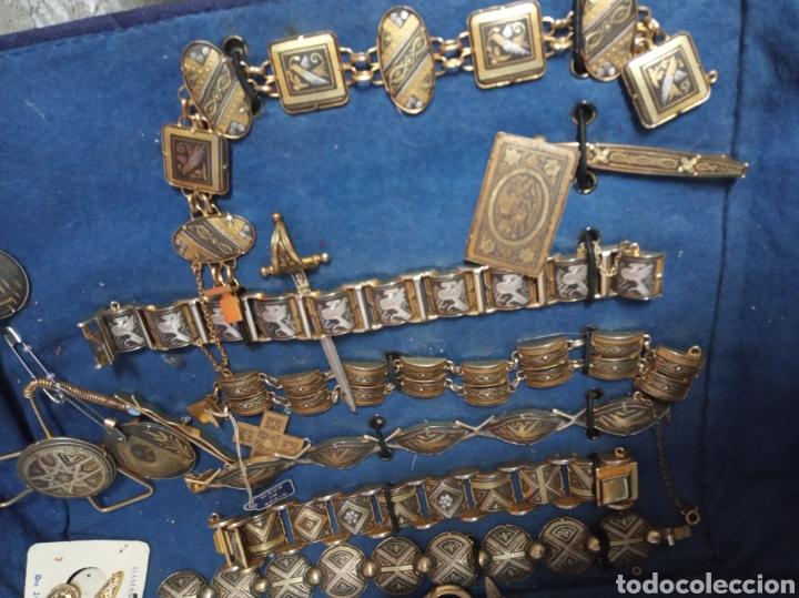 Joyeria: Damasquino de Toledo - Foto 4 - 262115125