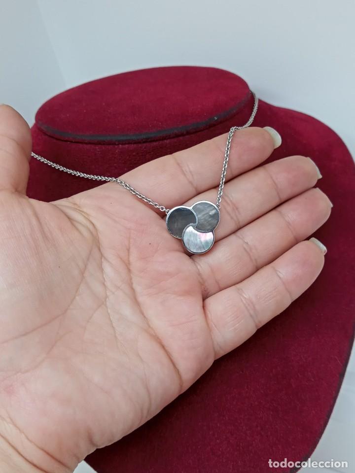 Joyeria: Collar de la marca DIDIER GUERIN plata de ley 925 - Foto 12 - 263015500