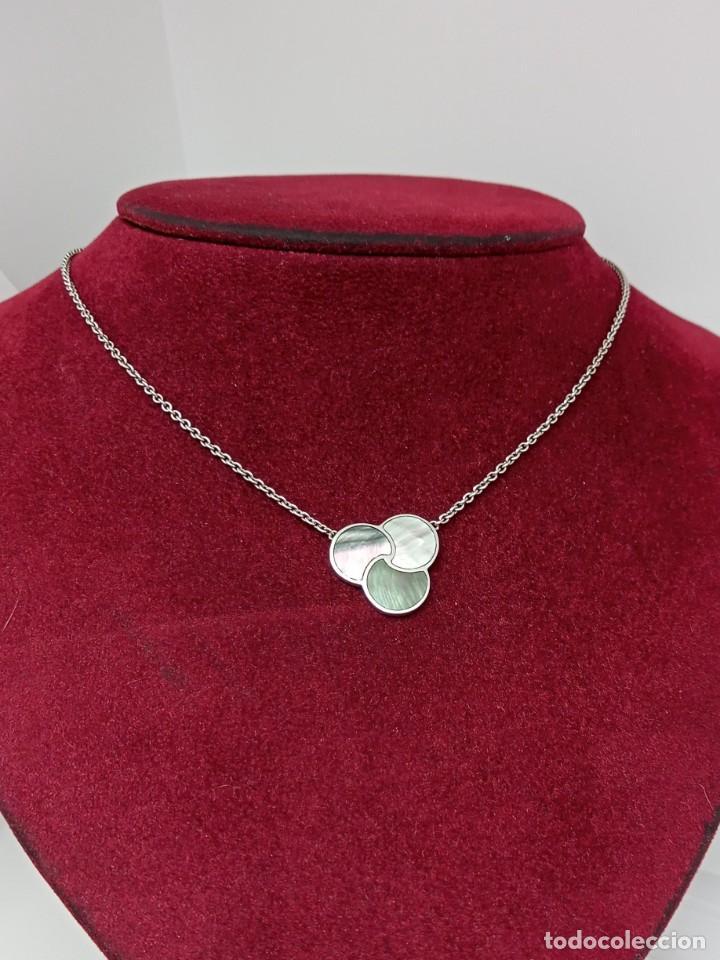 Joyeria: Collar de la marca DIDIER GUERIN plata de ley 925 - Foto 2 - 263015500