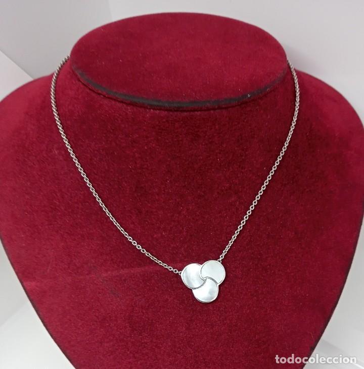 Joyeria: Collar de la marca DIDIER GUERIN plata de ley 925 - Foto 3 - 263015500