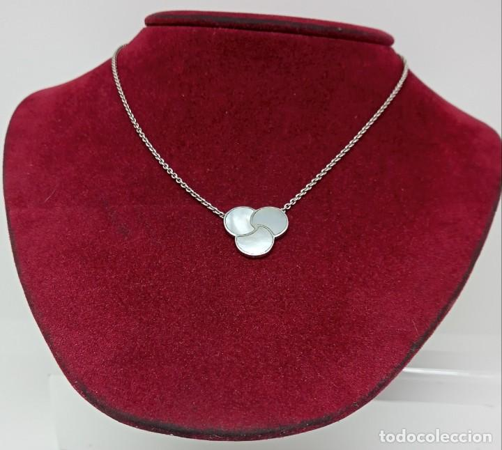 Joyeria: Collar de la marca DIDIER GUERIN plata de ley 925 - Foto 4 - 263015500