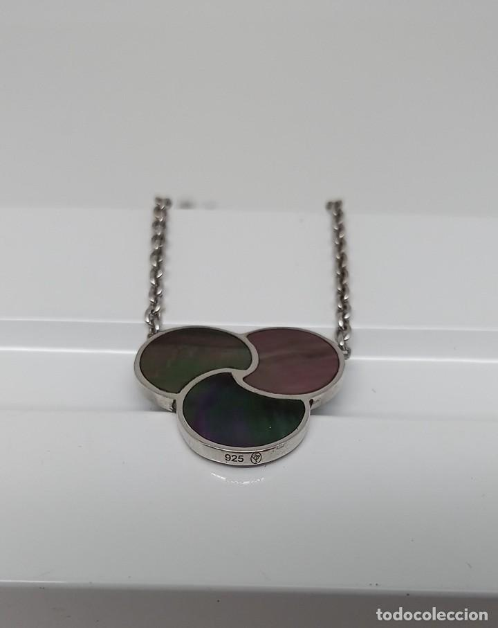 Joyeria: Collar de la marca DIDIER GUERIN plata de ley 925 - Foto 8 - 263015500