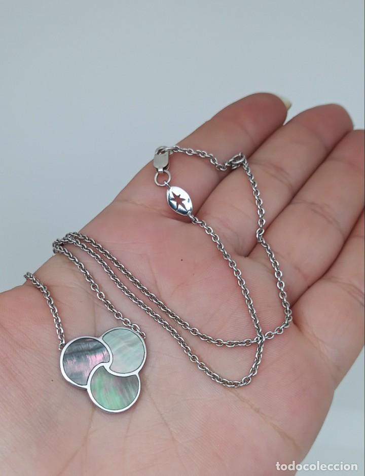 Joyeria: Collar de la marca DIDIER GUERIN plata de ley 925 - Foto 9 - 263015500