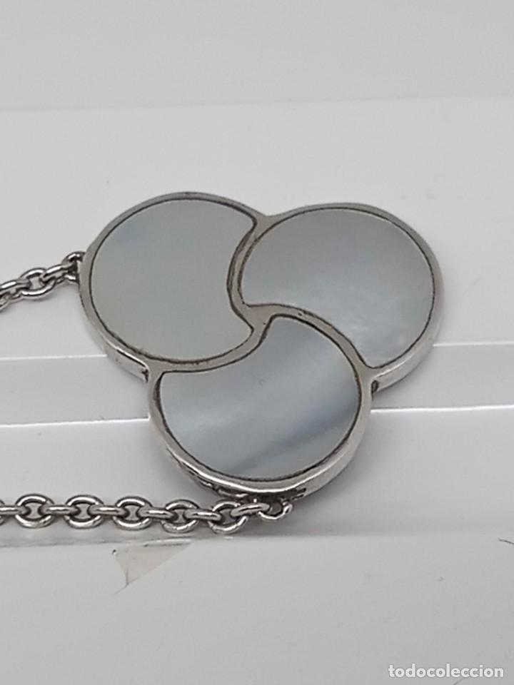 Joyeria: Collar de la marca DIDIER GUERIN plata de ley 925 - Foto 11 - 263015500
