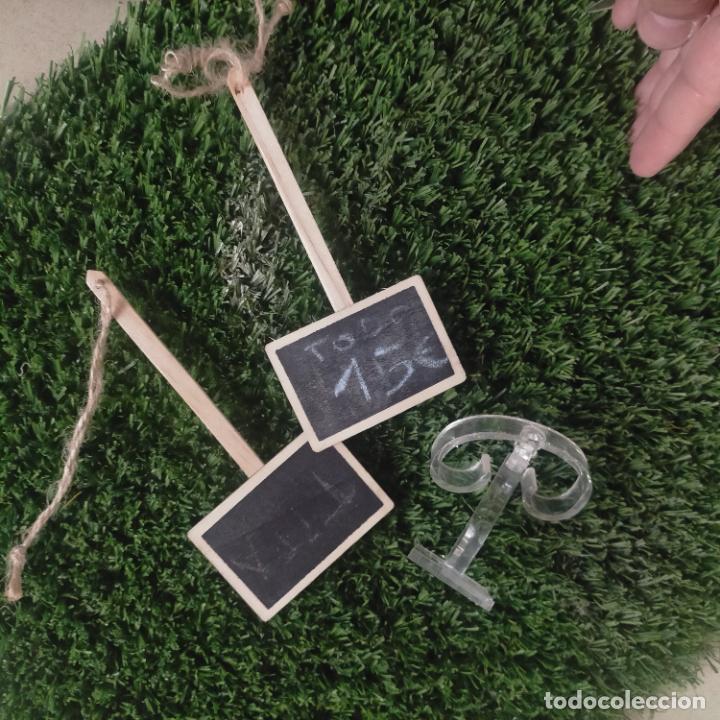 Joyeria: 41 piezas expositores de joyeria relojeria escaparate para pulseras anillos relojes cadenas collare - Foto 5 - 264792609