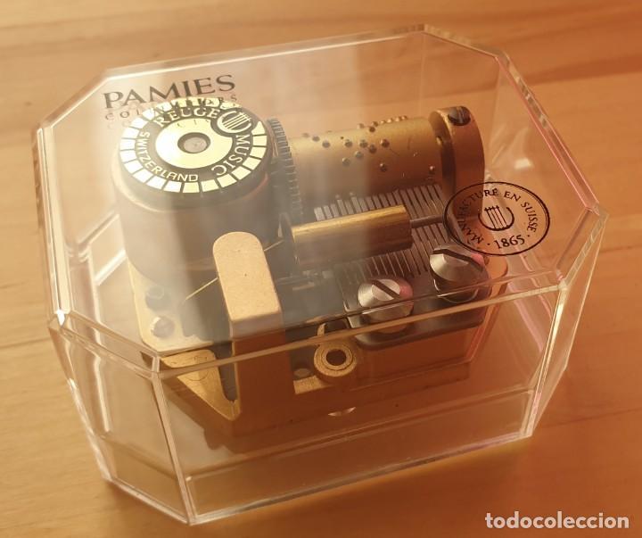 Joyeria: Exclusiva caja de música Reuge Music - Foto 2 - 265365454