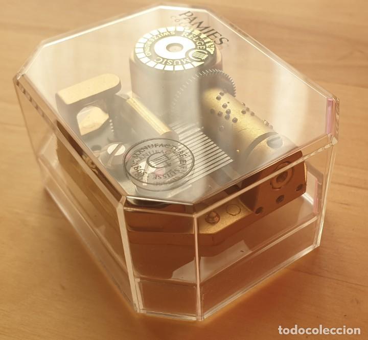 Joyeria: Exclusiva caja de música Reuge Music - Foto 3 - 265365454