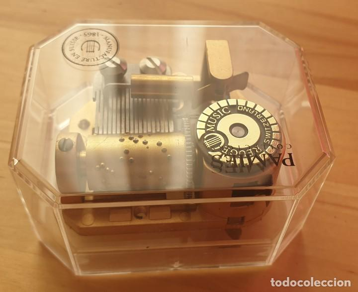 Joyeria: Exclusiva caja de música Reuge Music - Foto 4 - 265365454