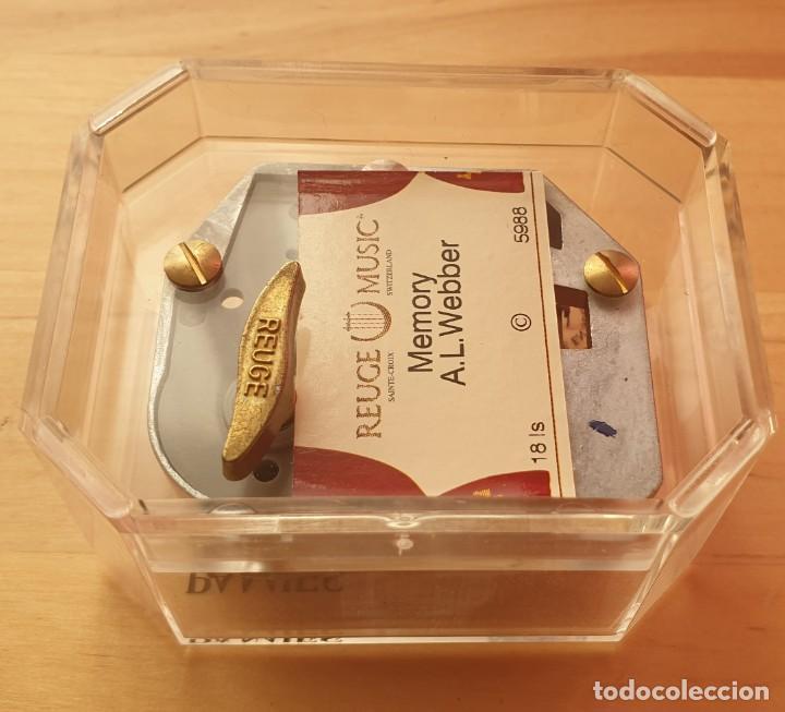 Joyeria: Exclusiva caja de música Reuge Music - Foto 5 - 265365454