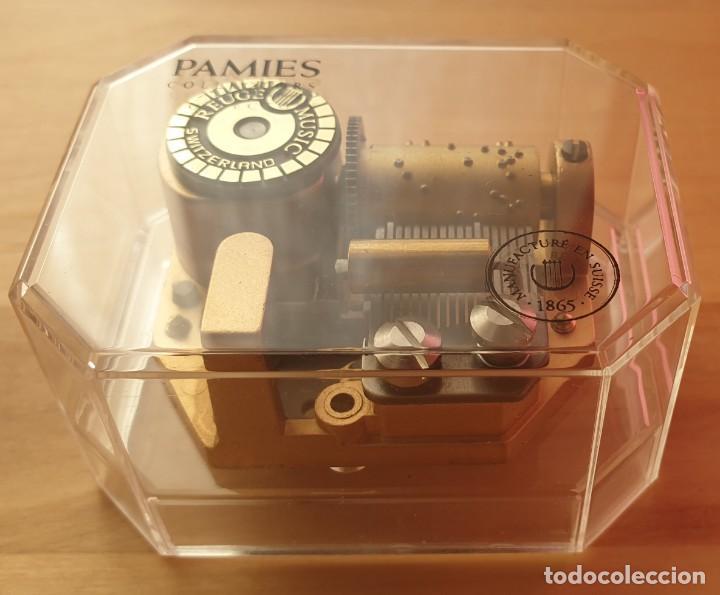Joyeria: Exclusiva caja de música Reuge Music - Foto 8 - 265365454