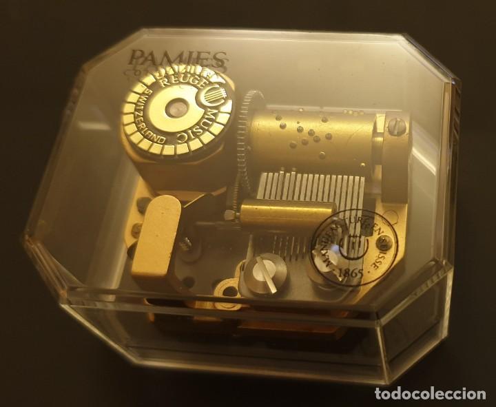 Joyeria: Exclusiva caja de música Reuge Music - Foto 10 - 265365454