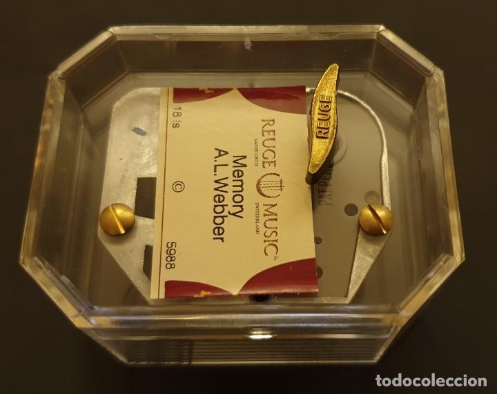 Joyeria: Exclusiva caja de música Reuge Music - Foto 12 - 265365454