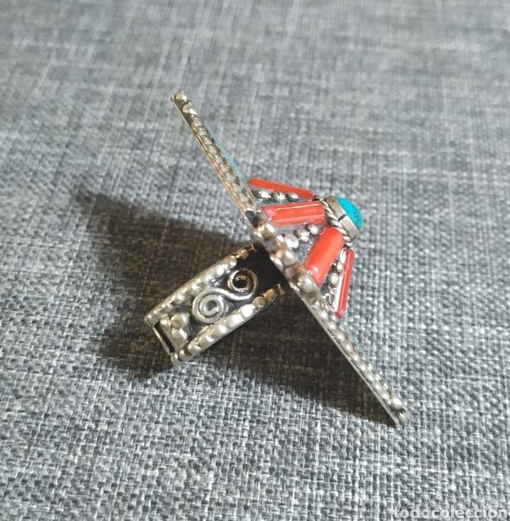 Joyeria: Precioso anillo Antiguo de plata Artesanal, Bereber - Foto 2 - 266520213