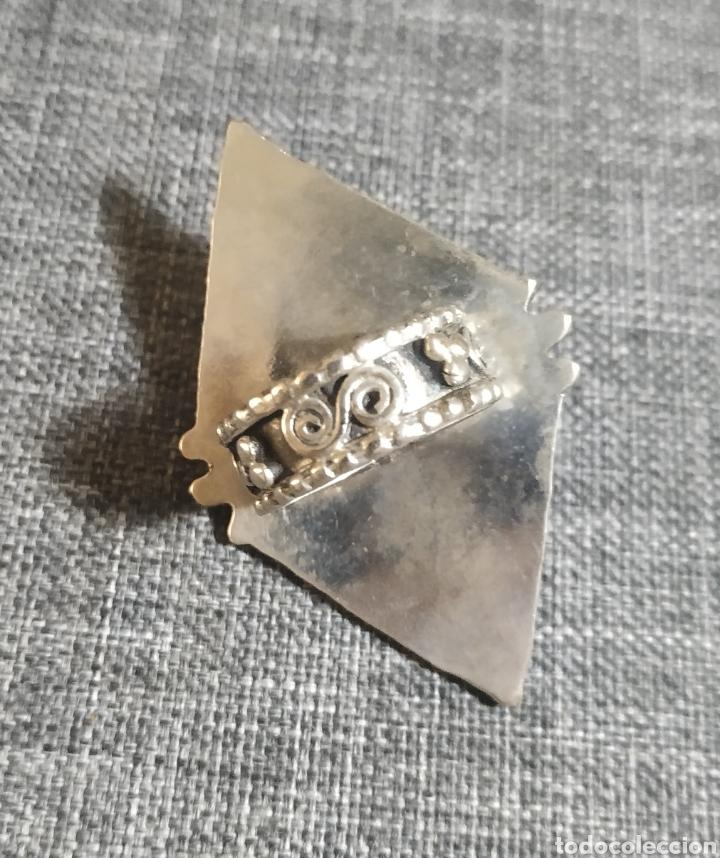 Joyeria: Precioso anillo Antiguo de plata Artesanal, Bereber - Foto 3 - 266520213
