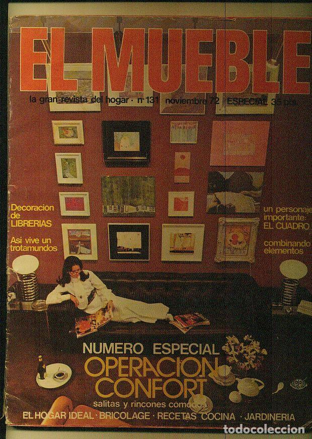REVISTA EL MUEBLE Nº 131 (Joyería - Colgantes Antiguos)