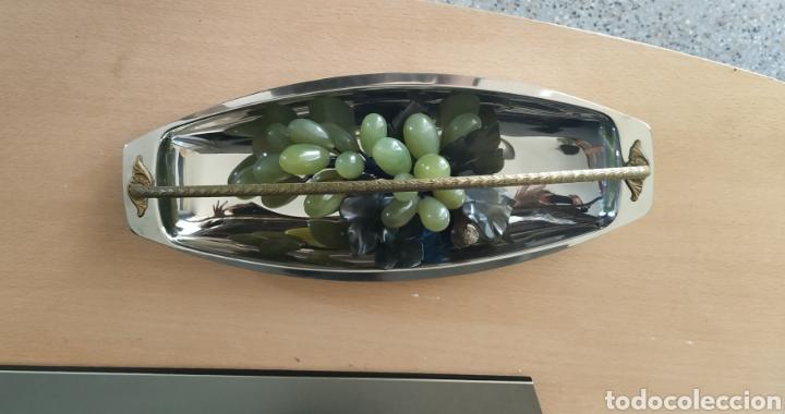 Joyeria: Racimo de uvas de Jade con bandeja - Foto 4 - 269256278