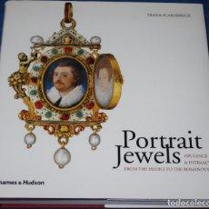 Joyeria: PORTRAIT JEWELS - DIANA SCARISBRICK - THAMES & HUDSON (2007). Lote 277200428