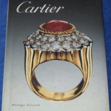 Joyeria: CARTIER (MEMOIR) - PHILIPPE TRÉTIACK (1997). Lote 277204683