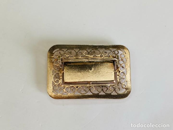 Joyeria: broche de plata 875 URSS - Foto 2 - 277432798