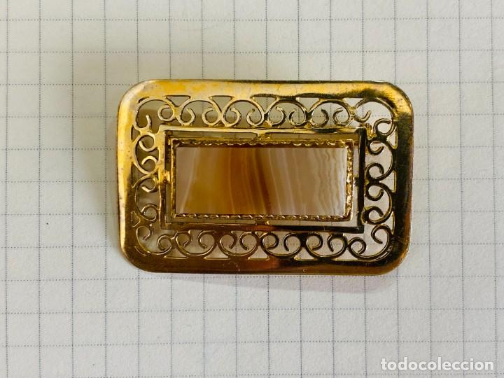 Joyeria: broche de plata 875 URSS - Foto 4 - 277433443