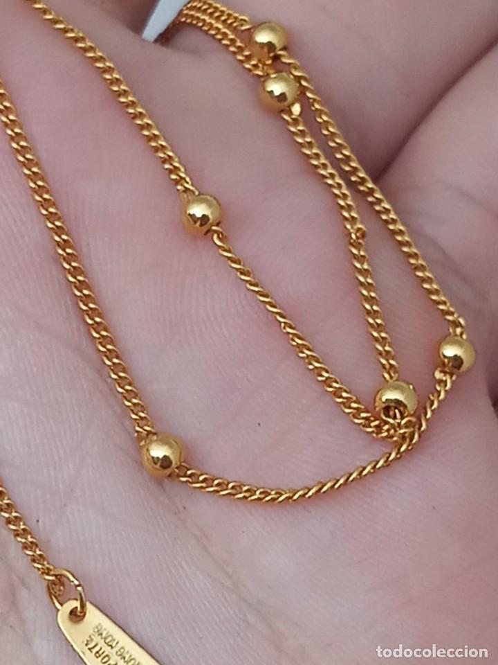 Joyeria: Gargantilla choker chapado en oro - Foto 6 - 278681138