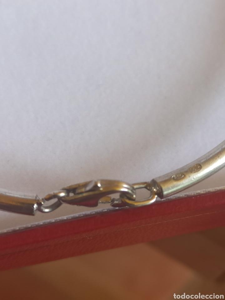 Joyeria: Pulsera rígida plata de ley 925 - Foto 2 - 282049618