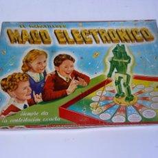 Joyeria: JUEGO DE MESA EL MARAVILLOSOS MAGO ELECTRONICO.. Lote 289294893