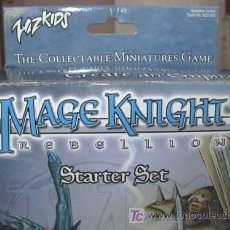 Juegos Antiguos: MAGE KNIGHT - SET DE INICIACIÓN. Lote 26414718