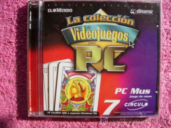 Pc Mus Juego De Mesa Coleccion De Video Juegos Comprar Juegos De
