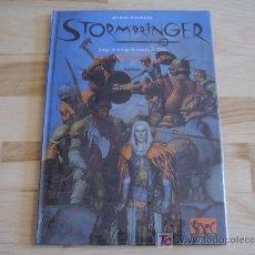 Juegos Antiguos: STORMBRINGER - EL OCTOGONO DEL CAOS - JOC INTERNACIONAL 1992 - JUEGO DE ROL - PRECINTADO. Lote 27549385