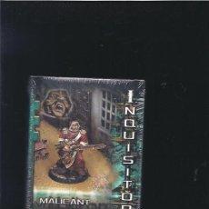 Juegos Antiguos: INQUISITOR MALICANT. Lote 16827619