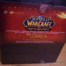 Alte Spiele - EL MUNDO DE WARCRAFT. WORLD OF WARCRAFT. TRADING CARDS - 31901682