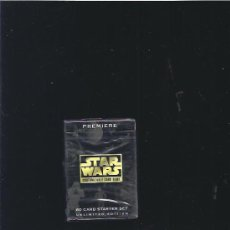 Juegos Antiguos: STAR WARS BARAJA. Lote 17856353
