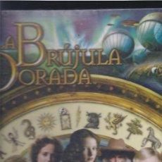 Juegos Antiguos: LA BRUJULA DORADA. Lote 18149998